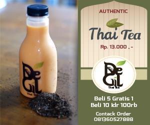Iklan thae tea