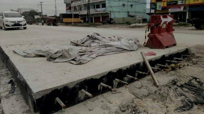 Polres Dumai 'Lirik' 3 Proyek Dinas PUPR | Polres-Dumai,Dinas-PUPR-Dumai,Pemko-Dumai,Kota-Dumai,Dumai-Riau