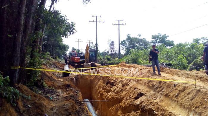 PGN Nilai Pertagas Bertanggung Jawab Atas Kecelakaan Yang Menewaskan Ridwan | Masyarakat-Kota-Dumai,PT-PGN,,PT-Wahana,,Laka-Kerja,Dumai-Riau,