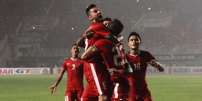 Menangi Leg Pertama, Timnas Indonesia di Atas Angin | Piala-AFF